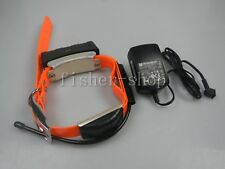 USA Ver GARMIN  DC30 GPS dog tracking collar for Astro220 orange tape & charger