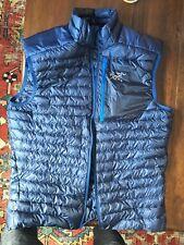 Arcteryx Cerium SL Vest, Down Vest, Triton Blue, Size Small