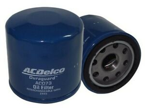 Oil Filter Acdelco ACO73 Z445 for Subaru Nissan Mazda Mitsubishi Renault Infinit