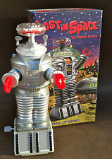 LOST IN SPACE ROBOT B-9 Masudaya Japan Wind-Up (1998)