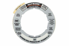 Hayward Sand Filter Valve Label Plate Sticker part # SPX0710G