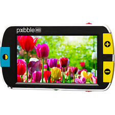 Pebble HD 4.3 Inch Color Portable Video Magnifier - 3 Hrs of Battery Use!