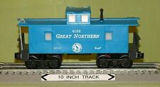 K-Line 6122 Great Northern GN Illuminated Blue Caboose (O/027) wks/ Lionel 1987