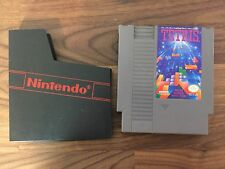 Tetris (Nintendo Entertainment System, 1989) NES Tested! Free US Shipping!