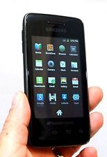 Samsung Galaxy PREVAIL SPH-M820 BOOST Mobile Cell Phone Android BLACK cam GPS 3G