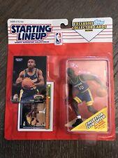 1993 Starting Lineup TIM HARDAWAY MINT warriors