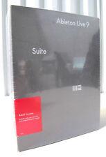 Ableton Live 9 Suite Standard Music Production Software Retail Version