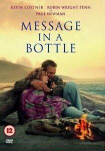 MESSAGE IN A BOTTLE (1999) Region 4 [DVD] Kevin Costner Robin Wright Penn