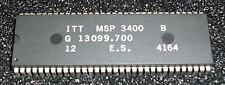 1 pcs. ITT MSP 3400 B S-DIP64 Multistandard Sound Processor for TV or Video