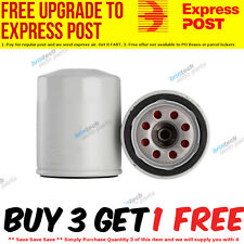 Oil Filter Fit Interchangeable with Ryco Z411 - Wesfil WZ411 PF