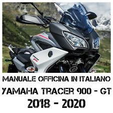 MANUALE OFFICINA IN ITALIANO YAMAHA TRACER 900 e GT 2018 al 2020 PDF VIA EMAIL