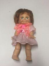 "Vintage 1990 Galoob Baby Face Babyface #9 So Shy Sherry Sherri Doll 13"" Red Hair"
