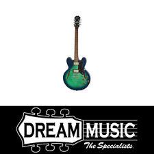 Epiphone DOT Deluxe Aquamarine Hollowbody Guitar 2018 SAVE $264 off RRP$1199