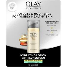 Olay Total Effects 7-in-1 Antiedad Hidratante Spf15 sin Fragancia 3.4 Fl.oz