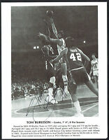 Tom Burleson signed autograph 8x10 photo Former N.C. State 1974 NCAA Champs