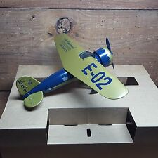 AIR EASTWOOD FLYING SERVICE~BANK~ METAL DIECAST LOCKHEED 1932 VEGA~MODEL 5C