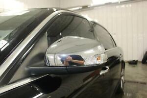 2008 09 JAGUAR XJ Vanden Plas Power Folding Driver Side Chrome (Door Mirror) OEM