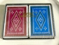 royal plastic playing cards Vintage with case sealed cards