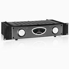 Behringer A500 REFERENCE AMPLIFIER Professional Studio 600-Watt + Full Warranty