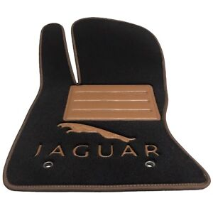 Floor Mats For 🇬🇧JAGUAR XJ (Х351)  2010-2019🏅✅ [LHD] ✅