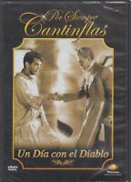 Un Dia Con El Diablo DVD Por Siempre Cantinflas - BRAND NEW