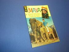 Maya #1, 10218-803 Gold Key movie classic 1967