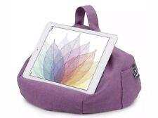 iPad, Tablet & eReader Bean Bag Cushion by iBeani - Purple