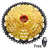 BOLANY MTB Bike 9 Speed 11-32T/42T/50T Gold Cassette fit Sram Avid Shimano