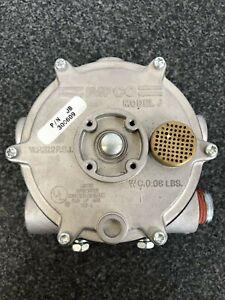 IMPC Model J Forklift Fuel Converter - Vaporizer-Regulator for Gas