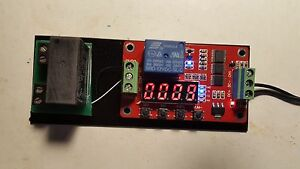 Trolley Back and Forth Board, 5 Amp Unit, Digital Timing