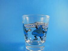 Vintage 1988  Chocolate Candy Kisses Shot Glass Barware Drinkware