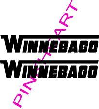 "I/'d Rather Be In My Winnebago Motorhome RV Camp 5/"" Custom Vinyl Decal Sticker"