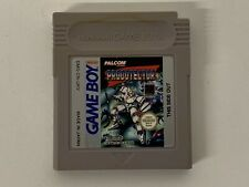 Probotector- Nintendo Game Boy