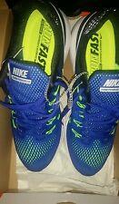 Nike Air Zoom Pegasus 33 Running Athletic Shoe Sneaker Cross-Trainer Blue Black