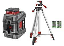 10m 360° Line Laser Level & Tripod - OZITO