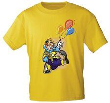 Marken T-Shirt unisex Helau Alaaf Karneval Kostuem S-Xxl Fete Party Clown 09597