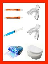 44% Teeth Whitening LIGHT KIT w/ LIGHT ACTIVATED GEL & REMINERALIZER