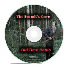 The Hermit's Cave, with 936 Old Time Radio Shows, Action, Horror DVD G64