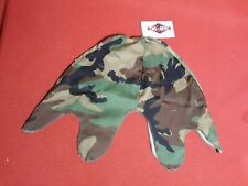 Tru Spec VPO-0173171-3 Helmet Cover Camouflage Green NWT