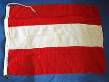 Flagge rot weiß rot 100x80cm 100x80 cm Flußschifffahrt rot-weiss-rot Bundeswehr