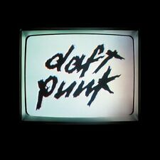 DAFT PUNK HUMAN AFTER ALL DOPPIO VINILE LP  NUOVO E SIGILLATO !!