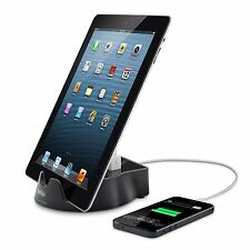 Belkin BSD200BG05 Power Tablet Stand with 2.1A USB Charging - Charging stand