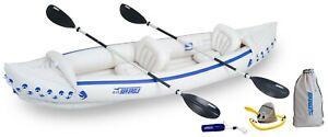 Sea Eagle 370 Pro 3-Person Kayak - Brand New (Unopened Box)