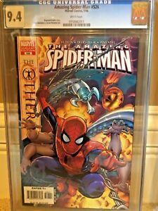 Amazing Spider Man #526 Variant Marvel CGC 9.4 Comic Book 6 Arm Mutant