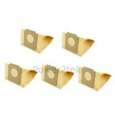 2 x 5 01 87 sacchetti polvere per Morphy Richards 70044 70047 70050 ASPIRAPOLVERE
