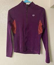 Pearl Izumi Womens Long Sleeved Cycling Jersey Size S