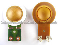 2pack Diaphragm for Crate PE-15H PE15H Horn Driver Speaker Repair