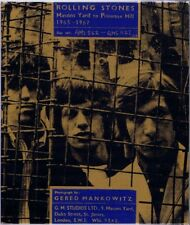 Mankowitz, 'Mason's Yard to Primrose Hill', Rolling Stones, Genesis Publications