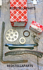 FEBI TIMING CHAIN KIT 47622 OPEL VAUXHALL FIAT PEUGEOT CITROEN 1.3 CDTi Multijet
