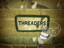 Multicam MTP Royal Marines THREADERS Morale Patch ( Official Dousted Gear